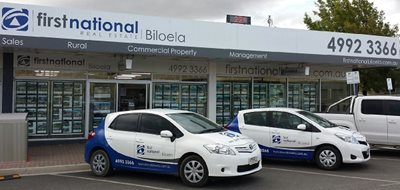 First National Real Estate Biloela